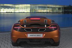 MP4-12C McLaren